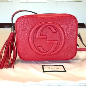 Gucci Soho Disco Red