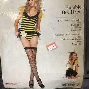 Halloween Bumblebee Costume