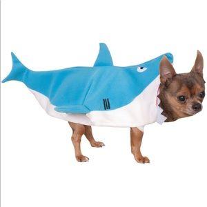 Doggie Fierce Shark Costume