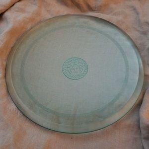Versace glass bowl authentic