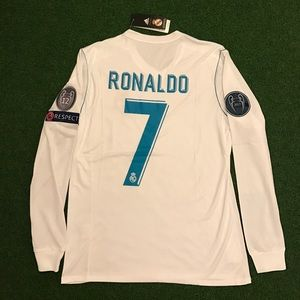 Other - 2017/18 Real Madrid Soccer Jersey RONALDO #7 (NEW)