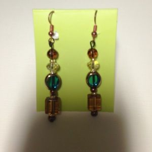 Handmade by Betina earrings