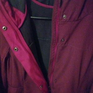 Long Softshell Champion Jacket XL