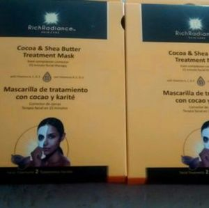 Other - 💥Flash Sale💥(2Lot)Cocoa & Shea Butter Mask