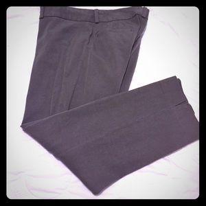 Banana Republic The Sloane Fit Grey Pants