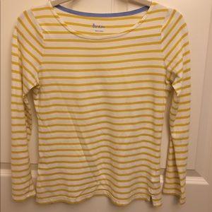 Boden Striped Breton Shirt