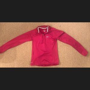 Women's NIKE Dri-Fit Sweater Size Medium