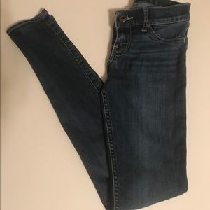 Girls Abercrombie slim fit jeans, size 14slim