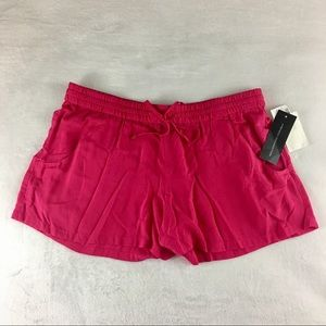 French Connection Pink Venice Shorts