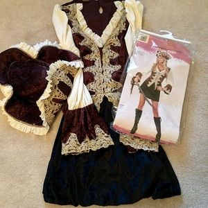 Other - Lady Pirate costume