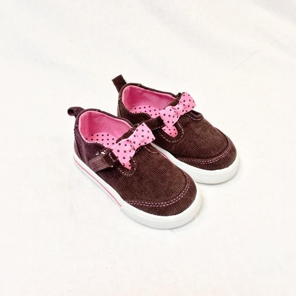 2ca5917aa45303 Garanimals Other - 🆑 Little Girls  Brown Corduroy Shoes