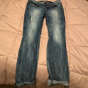 Jcrew slim fit boyfriend jeans