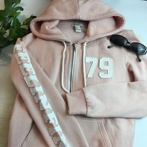 Forever 21 Embroidered Hoodie - NWOT