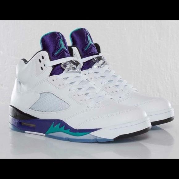 Jordan Shoes   Jordan 5 Hornets   Poshmark