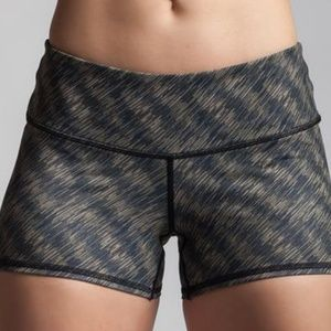 IAB-MFG Olive Energy Booty Shorts