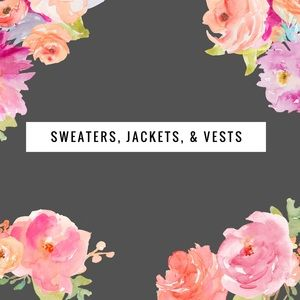 Sweaters - Great fall Items!