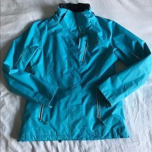 Ski jacket! Turquoise color