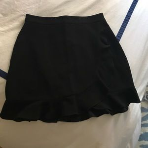 Club Monaco Ruffle Skirt