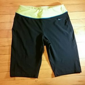 Nike Women's Tights Athletic Short Size S