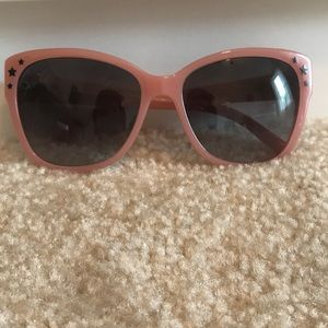 Pink authentic dolce and gabbana sunglasses