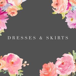 Dresses & Skirts - Dresses & Skirts! Various Sizes!