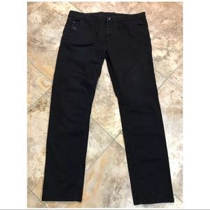 Diesel men's chino pants size 34 measures 36