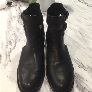 NEW Via Spiga black boots size 8.5