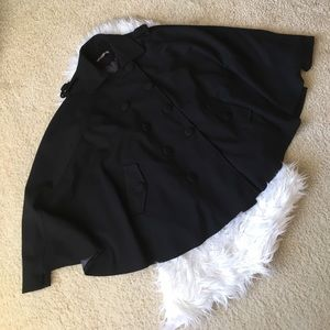 ASOS Darling Clothing Black Cape