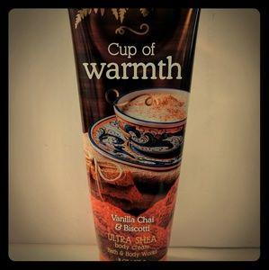 BBW Cup of Warmth Body Cream