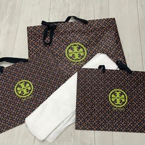 Tory Burch Shopping Bags/Gift Bags