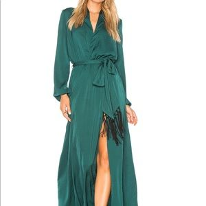 Songbird maxi dress