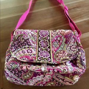 Vera Bradley Messenger Crossbody Bag