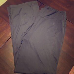 Pants - Grey Running Pants