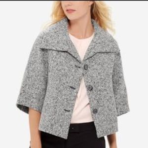 The LIMITED LUXE COLLECTION - Marled Capelet