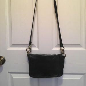 Cute crossbody black purse