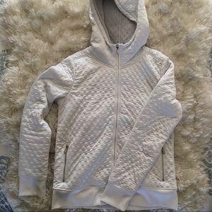 Gap Fit Zip Up Hoodie Sweatshirt