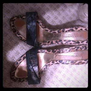 Dolce Gabbana heels