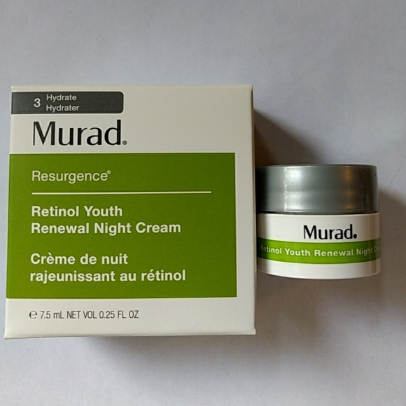 Murad Retinol Youth Renewal Night Cream NWT