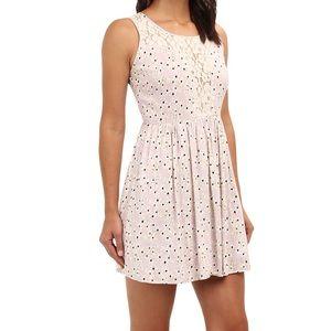 Jack BBD 'Lea' Floral Lace Boho Mini Dress 8