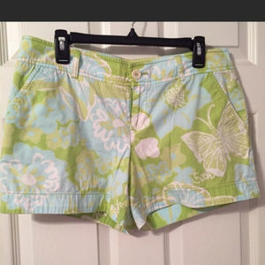 Lilly Pulitzer 50th jubilee shorts