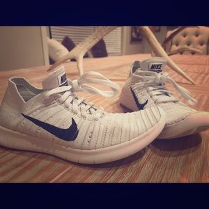 Women's Nike athletic shoes