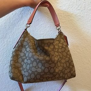 ***SOLD LOCALLY**** Coach bag and wallet