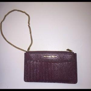 Mk Michael Kors Wristlet / Wallet
