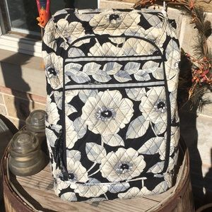 Vera Bradley backpack in Camellia pattern.