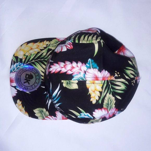 BK Caps Original Snapbacks Hawaii Hat Snapback Adj fb39160caac