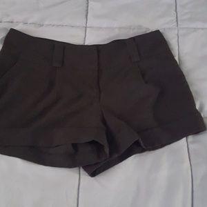 Forever 21 Black dress shorts