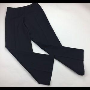 J. Crew Women's Black 100% Wool Dress Pants Sz 4