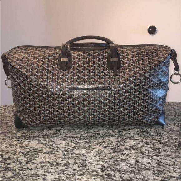 2fd497740823 Goyard duffle bag. NWT. Goyard.  1200  1200. Size
