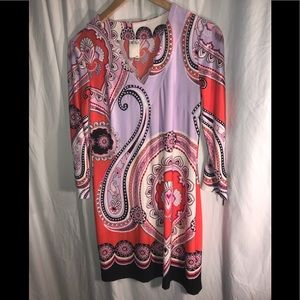 ALI ro Anthropologie Womens Sz 2 Dress WORE ONCE
