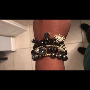 Jewelry - Good Fortune Bracelet Stack